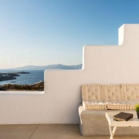 outdoor balcony terrace
