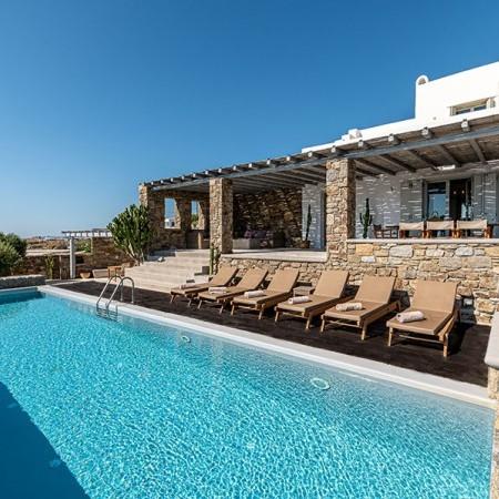 villa Oasia 1 Mykonos