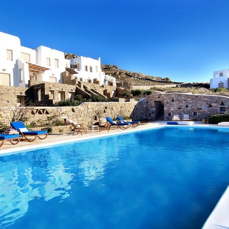 Mykonos villas for rent