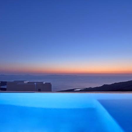 Aegean view villa mykonos