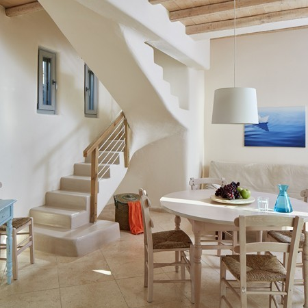 Aegean View Villa interior