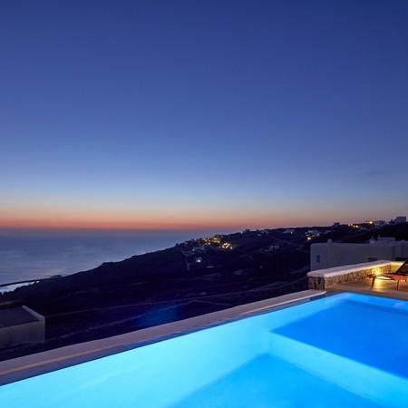 Mykonos villa Aegean View