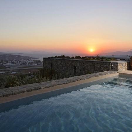 mykonos villa agate