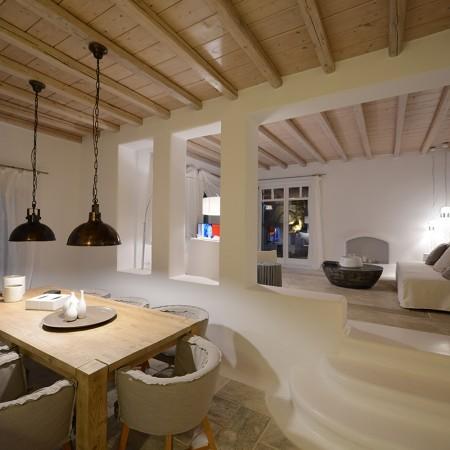 mykonos villa 4 bedrooms