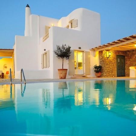 Mykonos Villa Aphrodite