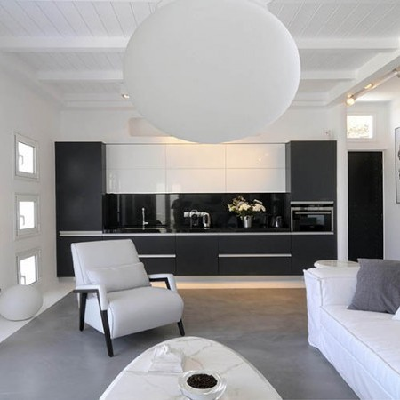 living room Villa Ariel