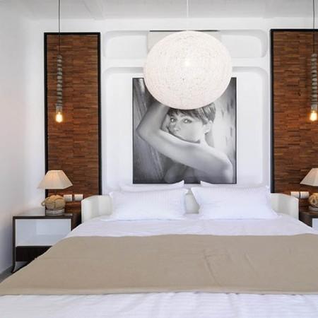 Double bedroom Villa Ariel