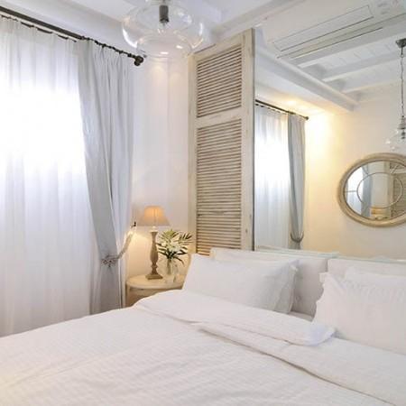 double bedroom Villa Ariel Mykonos