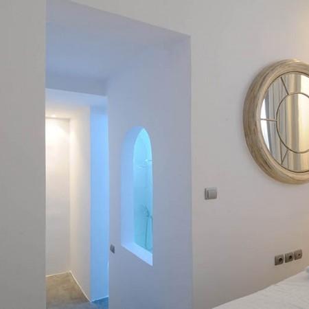 ensuite master bathroom Villa Ariel