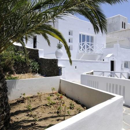 Villa Ariel Mykonos exterior