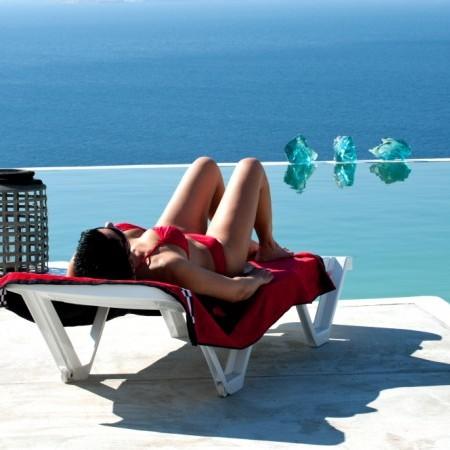 Mykonos Villa with private pool