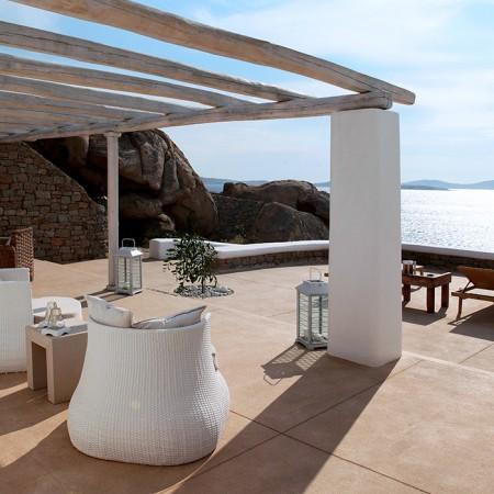 villa Asante sea view