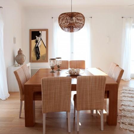 interior dining area