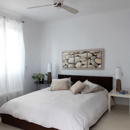 Villa Asante Mykonos double bedroom
