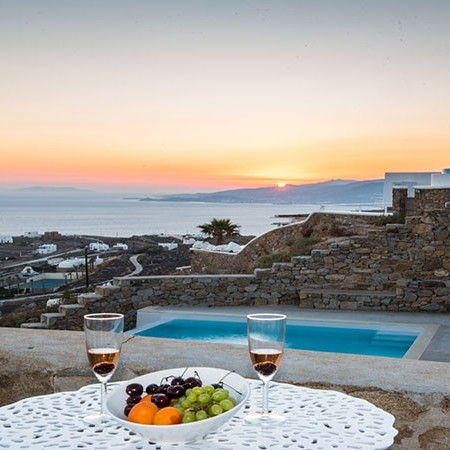 7 bedroom villa Mykonos
