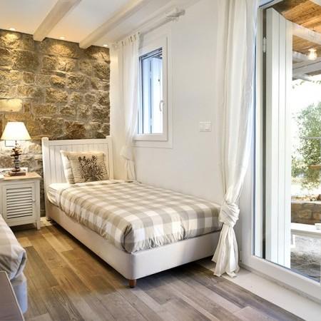 Villa Bahia Mykonos bedroom
