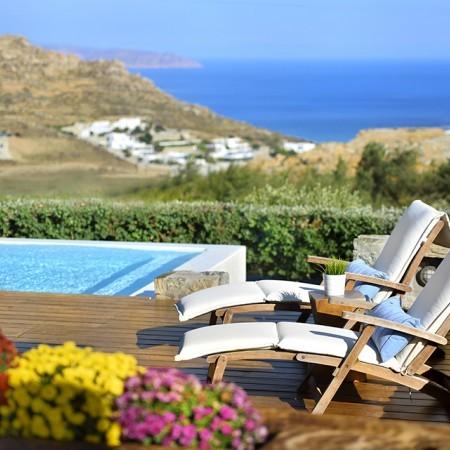 mykonos luxury villa for rent