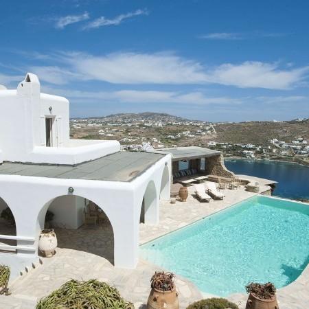 mykonos villa saint john