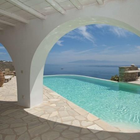 pool exterior