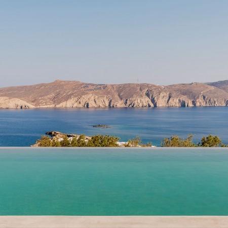 Mykonos villa for rent with 6 bedrooms