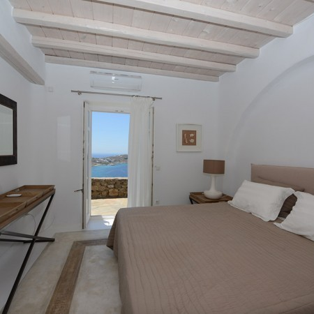 Mykonos Villa Candice double bedroom