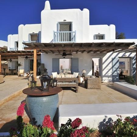 Mykonos Villa Cantik exterior