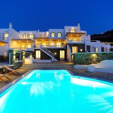 Mykonos Villa Dalia