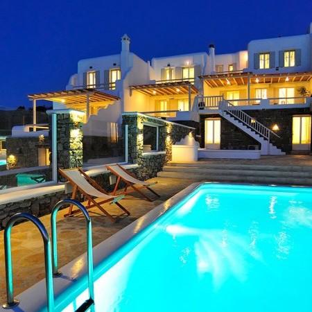 Villa Dalia Mykonos villa rental
