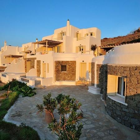 Villa Dalia Mykonos exterior
