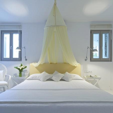 master bedroom yellow