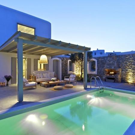 luxury villa daphne mykonos
