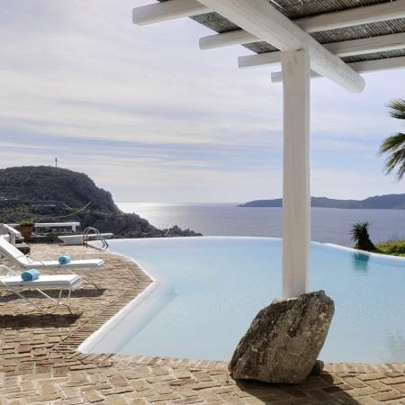 villa delos view