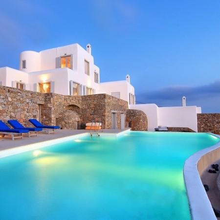 Mykonos Villa Eleanna