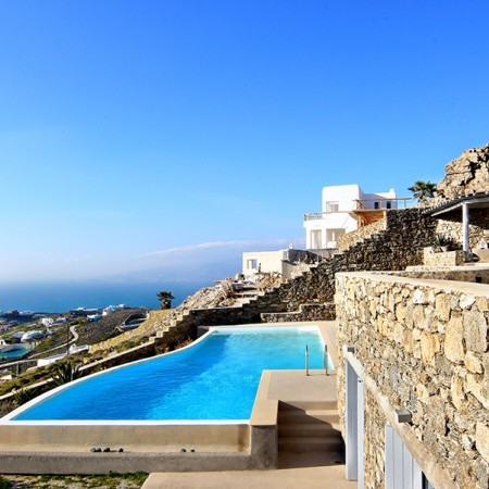 Mykonos luxury villa