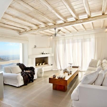 villa Eleanna interior