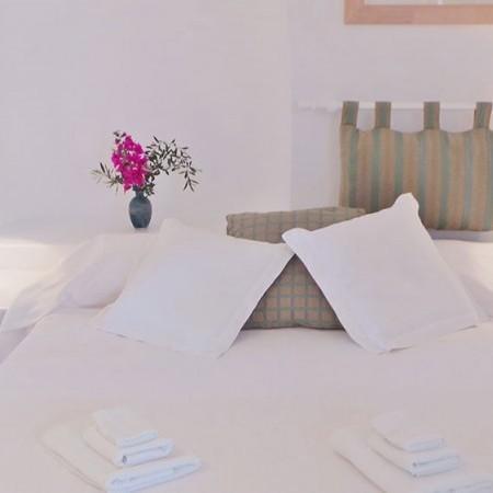 double bedroom Villa Extasea Mykonos