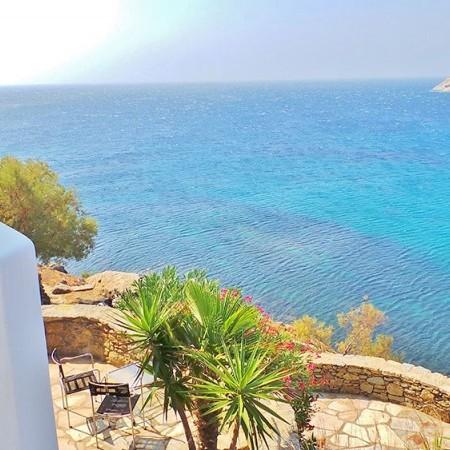 Seafront villa Mykonos