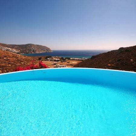 Mykonos Villa Garnet