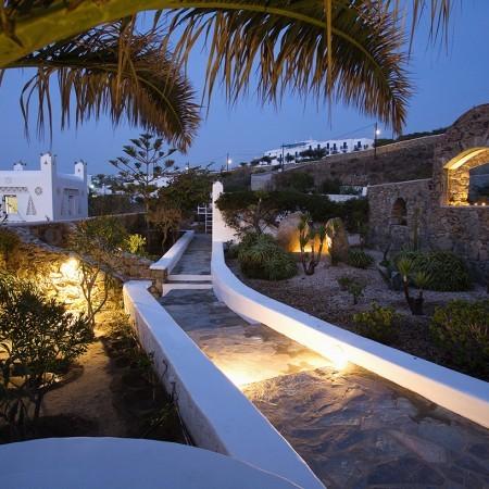 villa harmony exterior