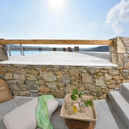 Mykonos Villa Ftelia