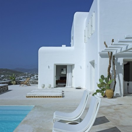 Villa Joya outdoor relaxation