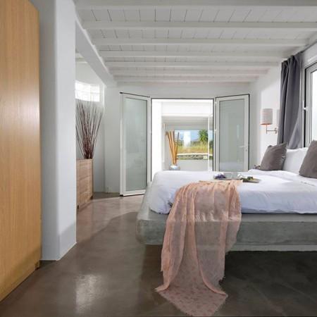 villa for rent near Mykonos town