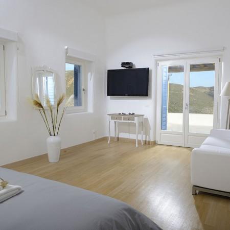 beach villa Mykonos