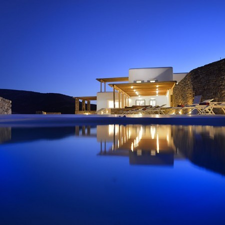 Villa La Sereine I Fokos Mykonos