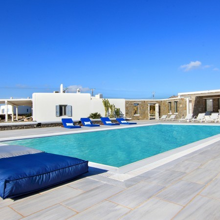 Mykonos Villa Lea