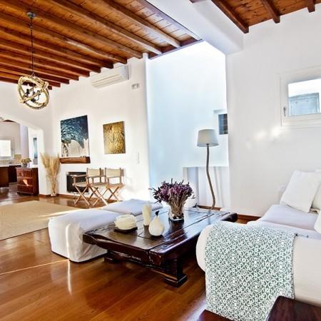 Villa Lea Mykonos interior