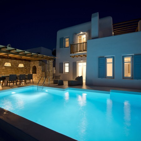 Mykonos Villa Lulu
