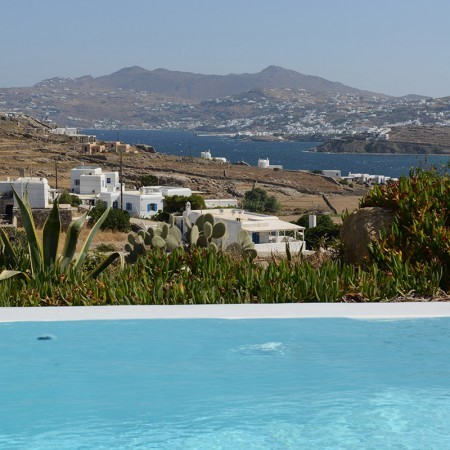 mykonos luxury villa for rent