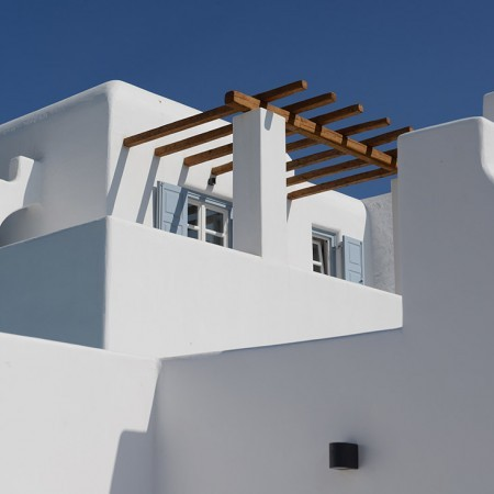 Mykonos Villa Lulu exterior
