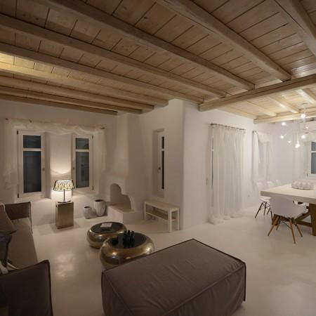 villa Lulu interior
